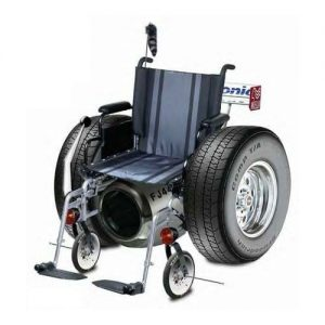 jet-powered wheelchair