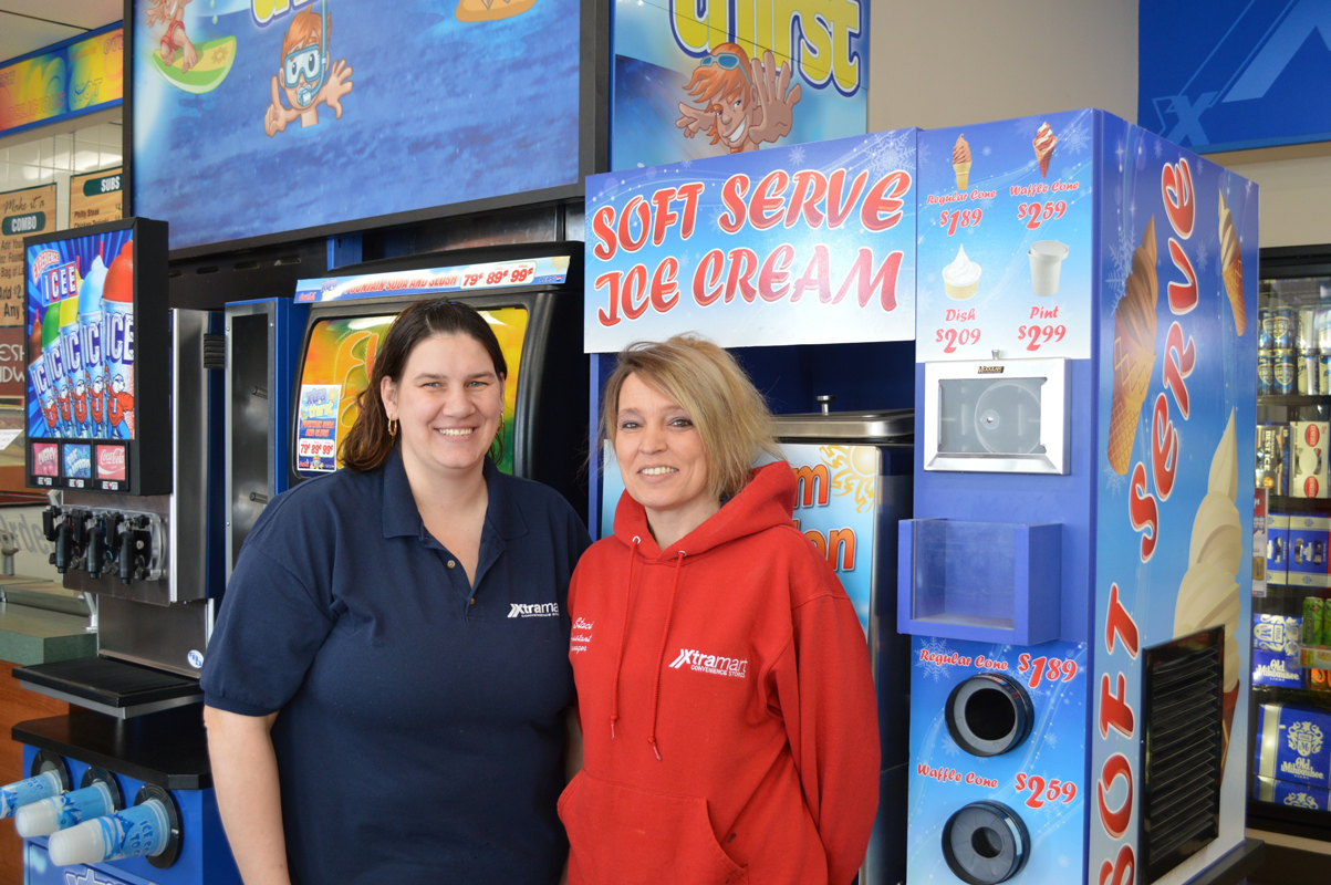 Photo of Xtra Mart managers