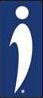 Graphic symbol representing a person with a disability designed by the Indivisible Disability Association (IDA).
