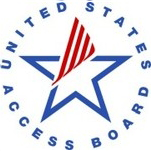Logo for the U.S. Access Board